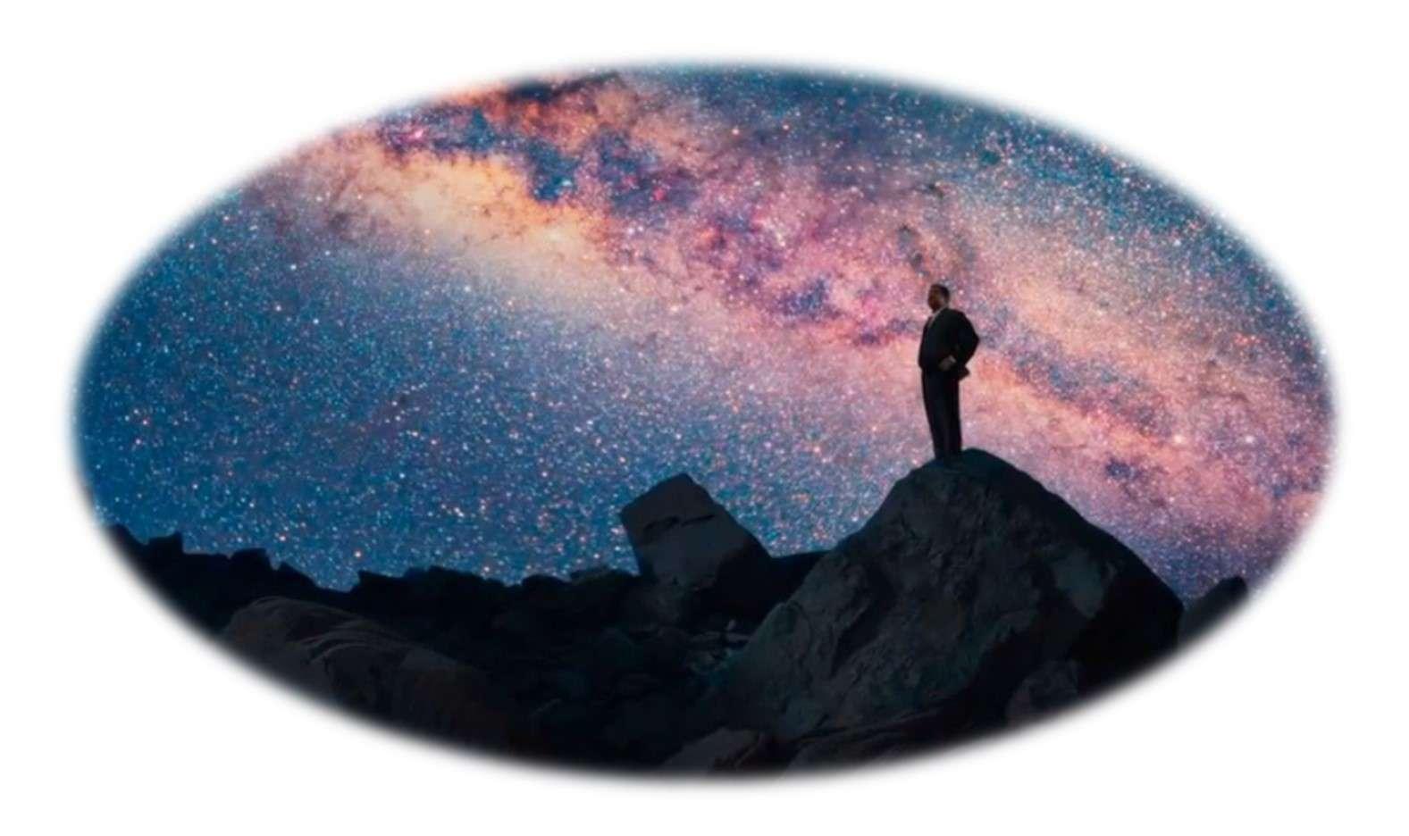 San Cai , cielo Tierra y Hombre